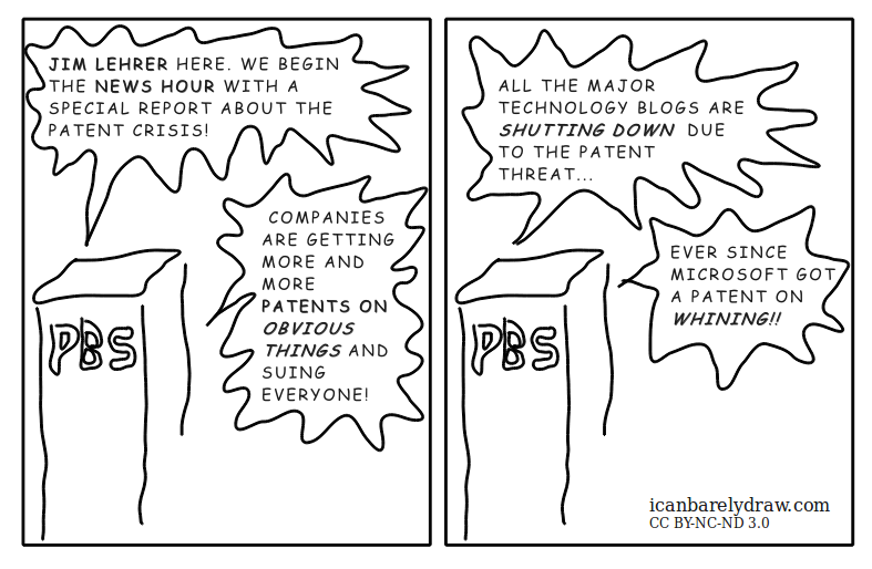Tech Blogs Whining