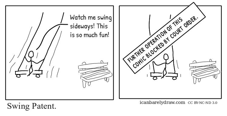 Swing Patent