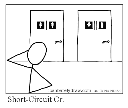 Short-Circuit Or