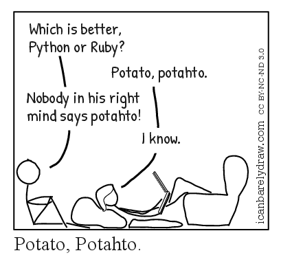 Potato, Potahto
