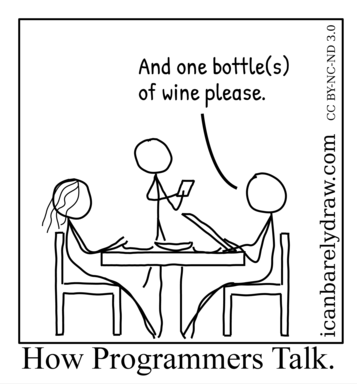 How Programmers Talk
